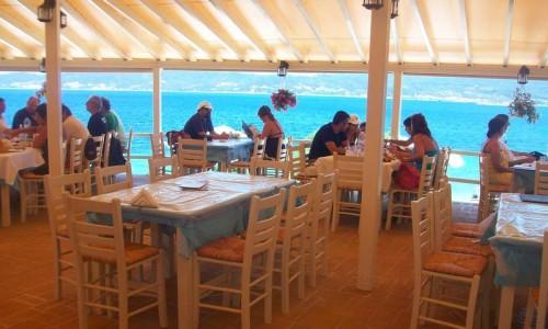 Fish Restaurant Megali Ammos