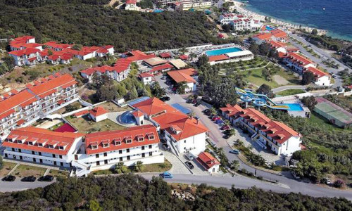 Aristoteles Holiday Resort & Spa 4* Hotel