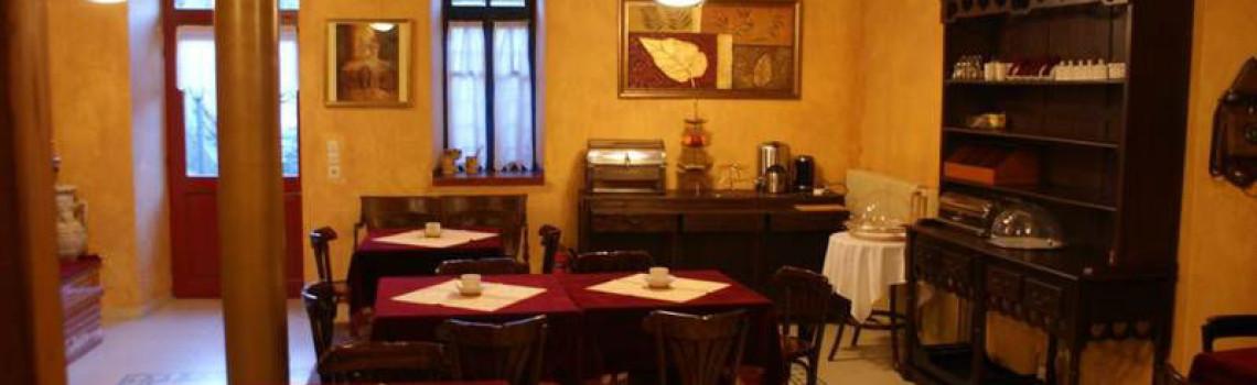 Foyer bistro café