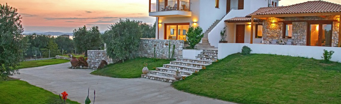 Villa Armira luxury apartments