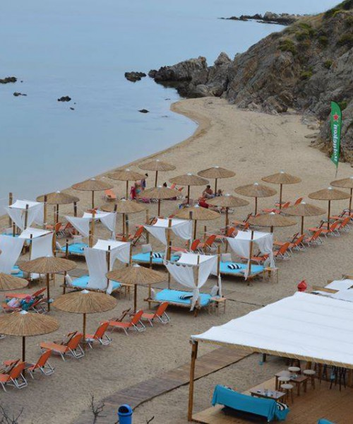 Voulitsa all day beach bar
