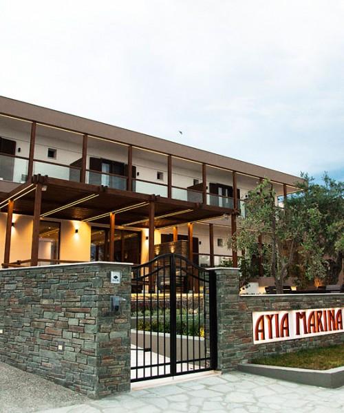 Ayia Marina Suites 5*