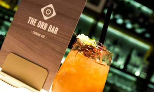 THE ORB BAR